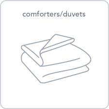 Comforters/Duvets + Accessories